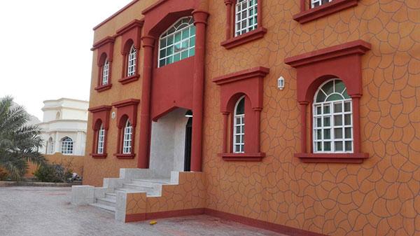 رنگ نما ساختمان